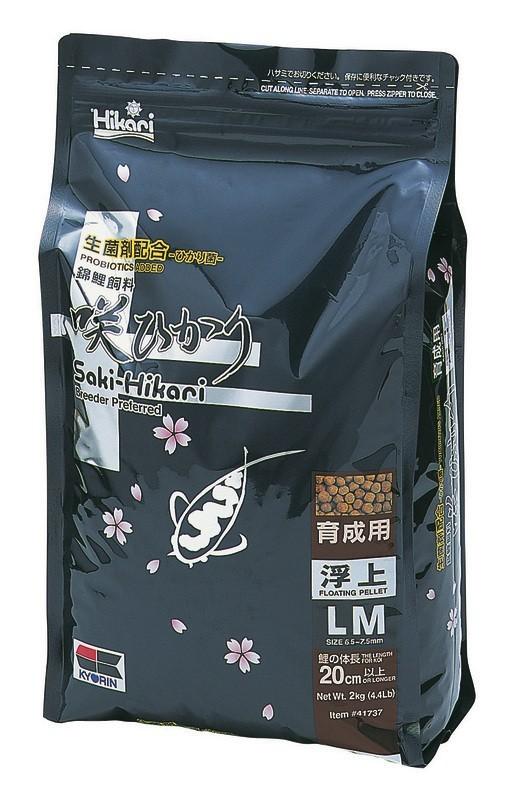 Saki Hikari Growth M 2 kg