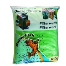 Superfish Filterwatten Grof 100 gram
