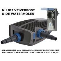 Oase AquaMax Eco Premium 16000 met gratis dimmer!