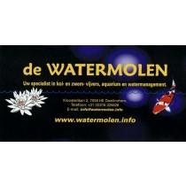 Waardebon t.w.v. € 20,00 - de Watermolen, gratis thuisbezorgd