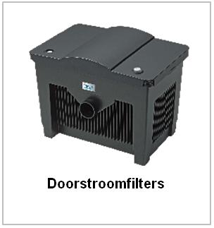 Doorstroomfilters