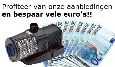 bespaar vele euros